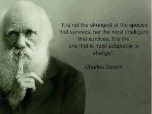 Zitat Charles Darwin