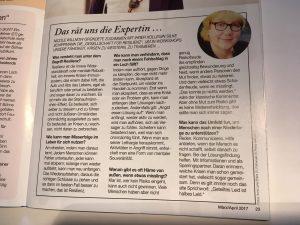 Zeitschrift Mrs. City Hamburg