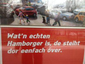 Echter Hamburger