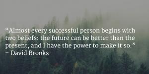 Zitat David Brooks