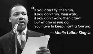 Martin Luther King-Zitat